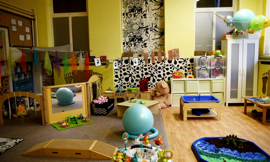 Foot Prints Nursery Atherton